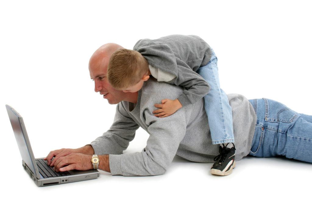 Come contattare Finalmente Papà Blog